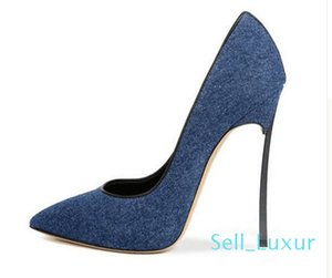 Fashion2019 Special-shaped Cowboy Shallow Mouth Sharp High With Women's Singles Latest Fashion Shoe Will Code