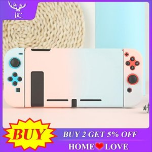 Joy protective case with controller case hard case full cover for Nintendo Switch game console colorful