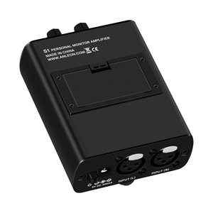 Ear Monitor Headphone Amplifier In-ear Monitoring System for Stage and Studio