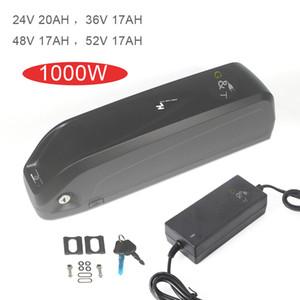 36V 48V 52V 40A BMS 30A 350W 500W 750W 1000W 1500W Hailong batterie 18650 cellulaire vélo électrique BBS02 BBSHD Bafang UE Tax free