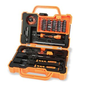 JAKEMY JM-8139 45 in 1 Precise Screwdriver Set Repair Kit Opening Tools for Cellphone Computer Electronic Maintenance ZZA1443