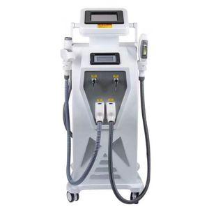 2019 multifonction épilation au laser ipl e machine à détatouage laser Yag RF lifting du visage elight opt SHR ipl machine de beauté