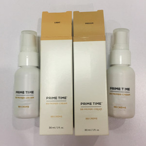 Top Seller Exclusive Minerals Foundation Minerals Prime Time BB Primer крем Medium Light BB Primer крем 30мл DHL Free