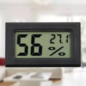 LCD Termômetro Digital Hygrometer Probe freezer termômetro Thermograph para Frigorífico Controle de Temperatura -50 ~ 110 C Hot