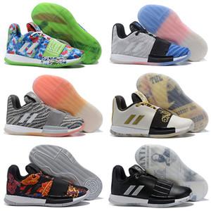 2019 New Best harden 2 vol Hombre Zapatillas de baloncesto para niños Zapatillas de deporte de alta calidad Zapatillas deportivas