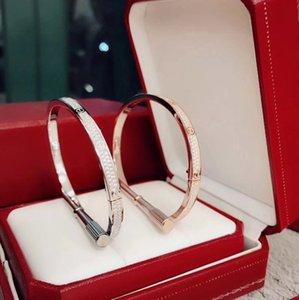 Narrow version starry bracelet bracelet chain luxury designer jewelry women necklace women earrings love bracelet mens 14k gold chains new