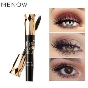 Menow Mascara 3D cheveux bouclés Starry Sky Superbe Slim épais anti-sueur imperméable-t-Cosmétique Non Swell