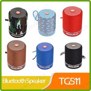 25X Bluetooth WI-FI беспроводной TG511 Портативный Bluetooth-динамик Беспроводная звуковая панель Бас Открытый Parlante Подарок Мини сабвуфер коробка mp3 музыка