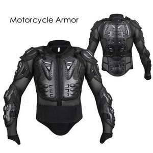 Motosiklet zırh ceket yarış takım elbise motocross koruyucu omurga göğüs koruma dişli M l XL XXL XXXL HHA248