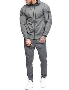 Mens Designer Tracksuits Survetement Solid Color Track Suit Jogging Suits Men Pantalon de survtement