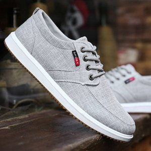 Men Vulcanize Shoes Fashion Classic Casual Shoes Men Comfortable Lace Up Flats Male Lightweight Breathable