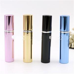 Merci in azione 7 ml di profumo tubo di alluminio portatile della bottiglia di profumo separata Caricamento Esterni ampiamente usato 2 3SF H1
