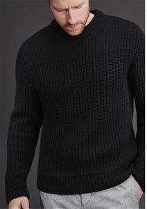 19 Männer limitierte Auflage Strickjacke! Neue Art und Weise Marke Pullover Designer Mens Regular Natur Farben-lange Hülsen-Menge B101587T