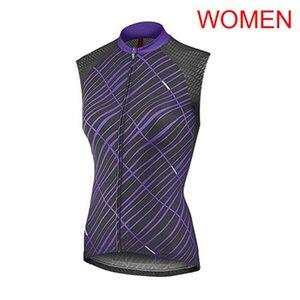Ливская команда велосипед без рукавов джерси жилет женщин высококачественный дышащий горный велосипед одежда Sportwear H040712