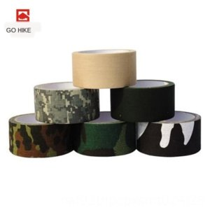 Outdoor 10 m bionic camouflage cloth base hunting cloth base tape camouflage cotton waterproof tape