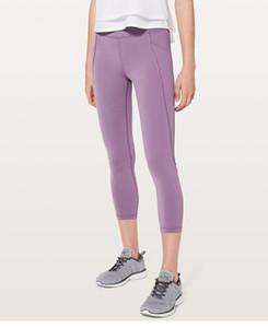LU-17 nuevos pantalones de yoga de las mujeres puntos Nueve aptitud atlético polainas de yoga pantalones de entrenamiento de alta cintura deportes de yoga pantalones de bolsillo práctica Señora