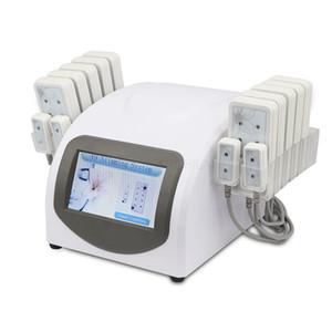 최고의 가격 Lipo 레이저 슬리밍 지방 흡입 Lipolaser 기계 (14) 패드 리포 레이저 LLLT 다이오드 셀룰 라이트 제거 뚱뚱한 손실 홈 살롱 사용 기계