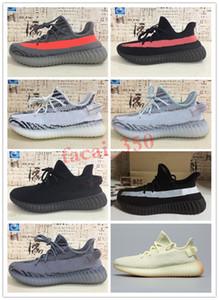 Adidas Yeezy Boost 350 V2 Zebra Stivali 35 uomini scarpe casual giallo 35 v2 Stivali 35V2 scarpe casual 35 V2 per le donne l'uomo Kanye West scarpe casual SC03