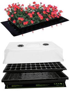 Рассада отопительного коврика 20x10In / 20x20In / 48x20in водонепроницаемая растительная прорастание семян распространения клона стартерной колодки с US / EU / UK PLUSEL