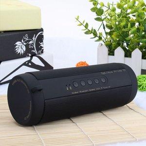 Professional IPX7 Waterproof Outdoor HIFI Column Speaker Wireless Bluetooth Speaker Subwoofer Sound Box with Flashlight Support