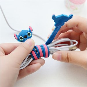 Cartoon USB Bite Cute Animal Other Toys Cable Protector For Iphone Accessory Data line Protection Winder Cord Protect Cable Bites