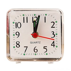 Quartz Pointer Classic Vintage Alarm Electronic Clocks Home Dcor Desk Table Watch Mechanical Alarm clock Quartz Needle Kids Clock
