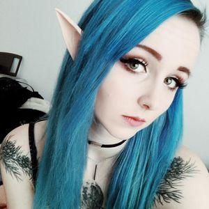Angel Elf Ears Oreja fluorescente Hada de Halloween Cosplay Accesorios Máscara de fiesta de vampiro para látex Soft False Ear 10cm y 12cm Envío gratis