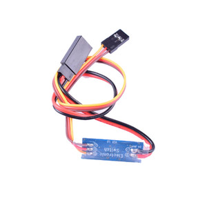 FUSE MODEL RC Receiver Switch Dr Mad Trust On Off Control Electronic Power Switch for RC Planes Cars Boats 1PCS