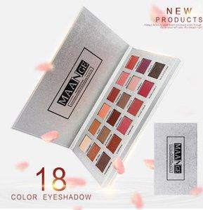 Yeni Göz Makyajı Göz Farı 18 renk Paleti Pırıltılı Mat Göz farı Pro Gözler Makyaj Kozmetik hızlı sevkiyat
