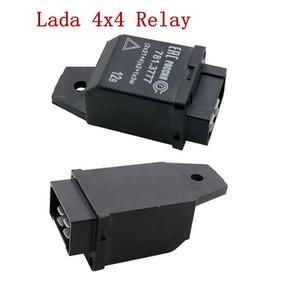 1 SET Otomotiv Röle İçin Lada Niva 4X4 1995 - Running Dönüş Sinyali Relay ile 2019 LED DRL ışıkları. Niva Side Marker Işık