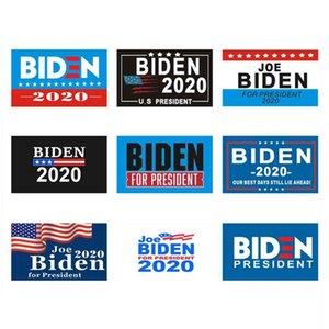 2020 Bandeira Eleição JOE BIDEN Presidente 90x150cm eleição americana Bandeira Eleição Biden 2020 Bandeira Biden bandeira ZZA2251 30pcs