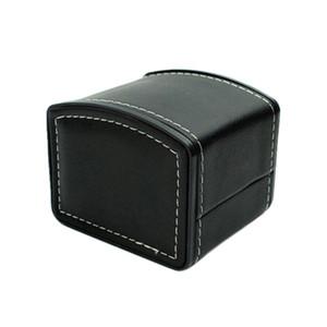 Одиночный слот Смотреть Box Travel Wrist Roll Ювелирные изделия Хранения Коллектор Организатор