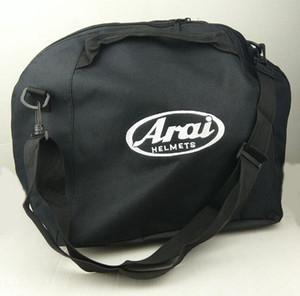 ARAI Sac brodé standard Casque avec bandoulière moto Pouch extérieur Loisirs multifonctions Sac à main Sac à bandoulière