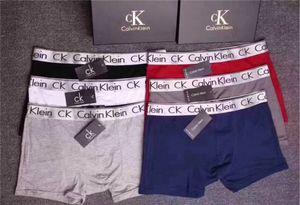 Transpirable Hombres ropa interior suave para hombre DesignerXXL boxeadores breve carta Calzoncillos Para Hombres masculino atractivo calzoncillos g889