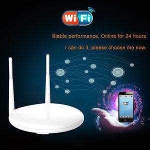 Cioswi Início Wifi dispositivo 300mps Wireless WiFi roteador, Wifi 2.4ghz ponto de acesso WLAN e antena externa Router rede