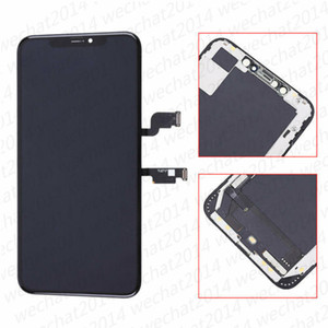 2PCS OEM LCD Display Touch Screen Digitizer Assembly Replacement Parts for iPhone Xs Max free DHL