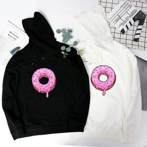 Même sexe Designer Sweatshrits Casual New Arrive Impression Hoodies manches longues à capuche Mode Hommes overs 5 couleurs 2020