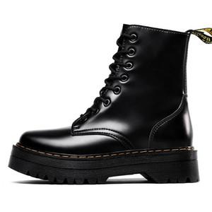 Dr Designer scarpe donne uomini doc 1460 Martin stivali luxe piattaforma di modo di Martins avvio chaussures bottes Botas bianco a buon mercato nero