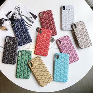 """Trendy Colorful TPU dur téléphone Coque d'impression populaire couverture arrière pour iPhone X XS MAX XR 7 7 plus 8 8 Plus 6 6s 4.7 """"/5.5"""" /5.8 """"/6.1"""" /6.5 """""""