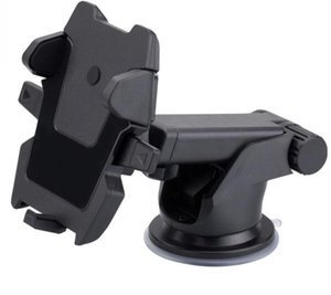 Universal Mobile Car Phone Holder 360 Degree Adjustable Window Windshield Dashboard Holder Stand For All Cellphone GPS Holders C0010