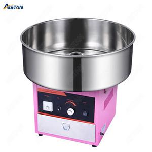 OT63 LPG Gaz Candy Floss Makinesi 20.5 Inç Ticari Pamuk Şeker Ipi Makinesi Paslanmaz Çelik