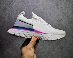 Spedizione gratuita 2020 01 epica Reagire Infinity Run uomini donne scarpe casual maglieria maglia scarpe firmate traspiranti
