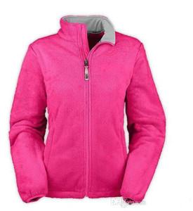 Yeni Kış NF Bayan Polar Osito Ceketler Moda Yumuşak Polar Sıcak İnce Palto Açık Bayanlar Marka Erkek Çocuklar bombacı Ceket Kadın Aşağı Ceket