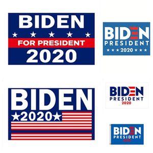 Горячая 2020 Баннер BIDEN Флаг Америки снова на пост президента США BIDEN Выборы Баннер Флаг полиэфирной Байдена Флаги T2I51046