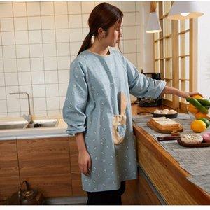 Cucina Grembiule da cucina Ristorante Fashion Anti Fouling Erase hand # 4A26