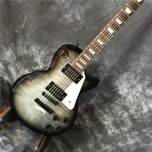 Custom Shop NOVO LP Padrão 1959 R9 LP guitarra elétrica, ligação trastes, pau-rosa da guitarra elétrica com caso difícil, frete grátis