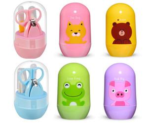 sécurité Lovely Baby Care Nail Set kit de soin des ongles bébé enfants pratiques ongles bébé Ciseaux Set
