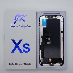 LCD For iPhone XS - JK Hard TFT LCD Display Touch Screen Digitizer Complete Assembly Replacement