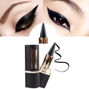 Мисс Роза Макияж глаз Карандаш Longwear Gel Eye Liner наклейки Eyeliner Waterproof Make Up Инструменты TY99
