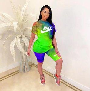 New 2020 2Pcs Women Set Ladies Tracksuit Crop Tops Hoodies Sweatshirt Pants Sets Without Logo Lady Leisure Wear Casual Suit Plus Size